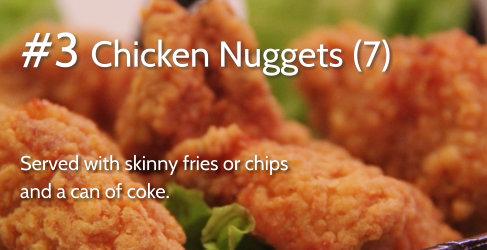 #3 Chicken Nuggets (7)